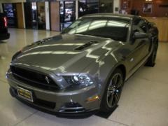 2013 Ford Mustang GT Premium Coupe Car