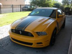 2013 Ford Mustang Boss 302 Coupe Car