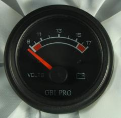 Battery Voltage gauge