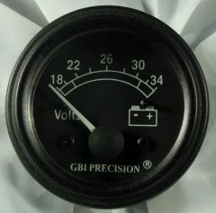 VDC gauge