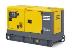 On-site generators, 13-125 kVA (10-100 kW) prime