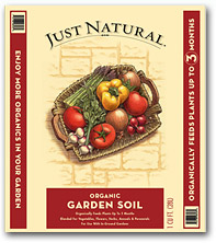 Just Natural Garden Soil