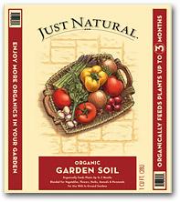 Just Natural Garden Soil