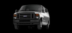2012 Ford E-Series Cargo Van