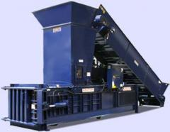Horizontal Closed End Full Eject Balers