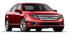 2012 Ford Fusion Car