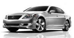 2012 Lexus LS Vehicle