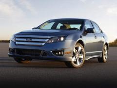 2012 Ford Fusion SEL Sedan Car