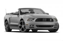 2013 Ford Mustang GT Convertible Car