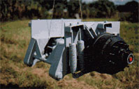 CLS 9500 Ride Suspensions