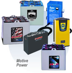 Motive batteries