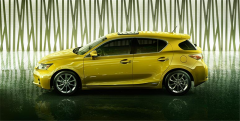 2012 Lexus CT Hybrid Vehicle