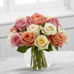 The FTD® Sundance™ Rose Bouquet E9-4817
