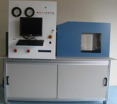 Automated calorimeter refrigeration testing