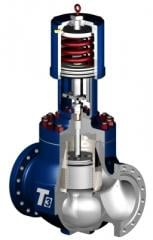 CVE Series Process Control Valves
