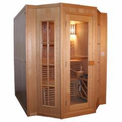 5-7 Person Lava Rock Sauna