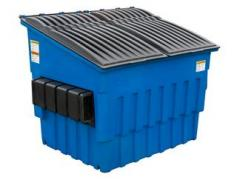 Plastic FELs containers