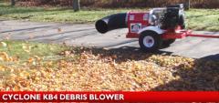 Cyclone CB4 debris blower