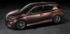 2012 Lexus CT Hybrid Vehicle
