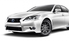 2012 Lexus GS Hybrid Vehicle