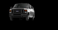 2012 Ford E-Series Cargo Van E-150 Commercial