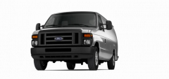 2012 Ford E-Series Cargo Van