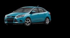 2013 Ford Focus SE Sedan Car