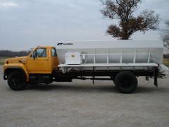 Heavy Duty Lime & Fertilizer Spreaders