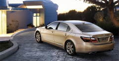 2012 Lexus LS 600h L Vehicle
