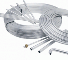 Aluminum and alloy tube