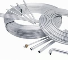 Aluminum and alloy tube