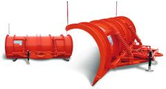 Model CST Reversible Snowplow
