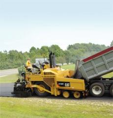 Wheel Asphalt Paver Cat AP600D