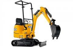 JCB 8008CTS Mini Excavators