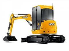 JCB 8030ZTS Mini Excavators