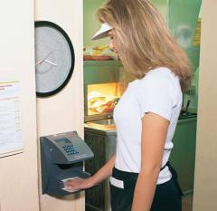 HandPunch® 1000/2000/3000 Biometric Time &