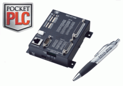 RIO-47xxx Pocket PLC with Ethernet/RS232