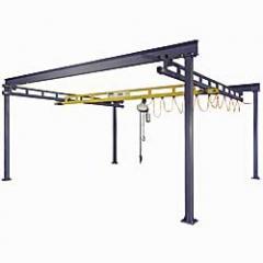 Industrial Bridge Cranes Spanco