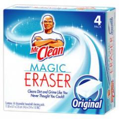 Specialty Cleaner, P&G Magic Eraser