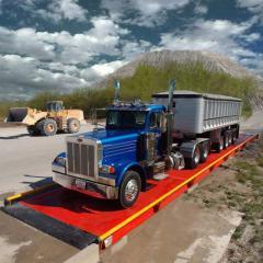 Truck Scale Fairbanks Talon Steeldeck