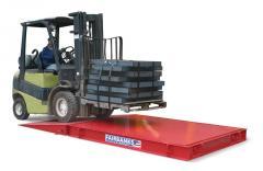 Floor Scale Fairbanks Aegis Xtreme-Duty