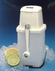 Ice Crusher, Manual