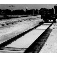 Railroad Track Scales Holtgreven Loadmaster