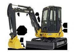 John Deere 35 D Excavator