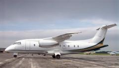 Dornier 328 Jet N407FJ
