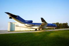 727 Executive Boeing