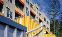 Reversed Box Rib Roof & Wall Panels