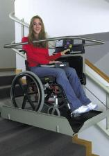 Garaventa Artira Wheelchair Lifts