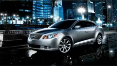 2012 Buick LaCrosse 4dr Sdn Base FWD Vehicle
