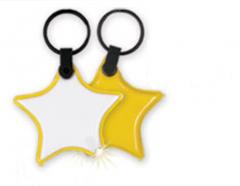 Imprint-A-Shape Keychain